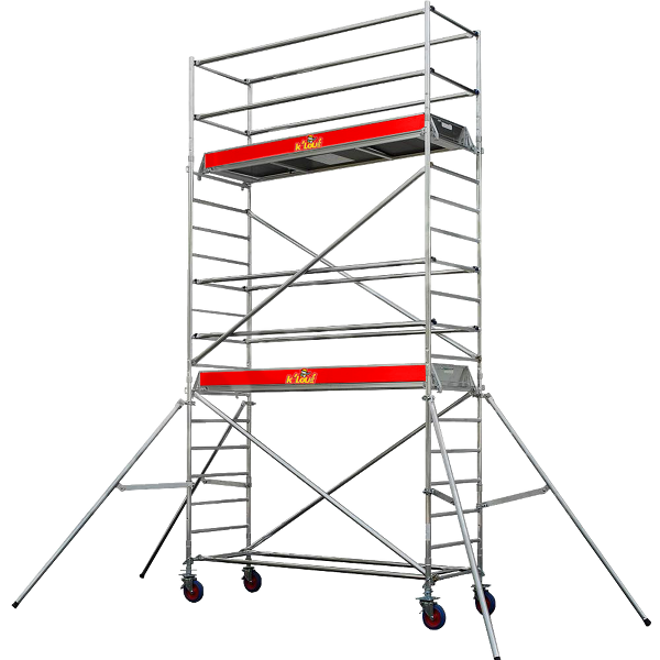 echafaudage simple chafaudage roulant aluminium totem longueur m with echafaudage best. Black Bedroom Furniture Sets. Home Design Ideas